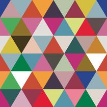 Triangle multicolor Atelier 27