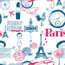 Paris fushia by etpourquoipaslalune
