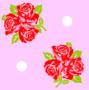 Trois Fluers rose - Nobre Joana - Sam'Oz