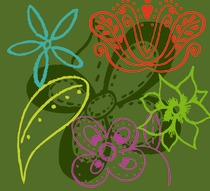 fleur vertuose