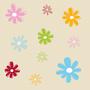 fleurs_couleurs_beige - Sophie Geoffroy - Sam'Oz
