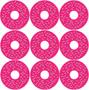 donuts fuschia
