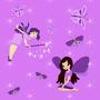 La fée des papillons
