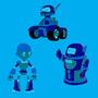 le défilé des robots - Sandrine Faubert - Sam'Oz
