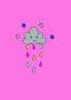 nuage placé rose - Laura GONZALEZ - Sam'Oz