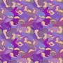 Hippopotames heureux - violet - Jen Robinson - Sam'Oz