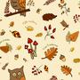 Vive l'automne - LYDIA PERRIER - Sam'Oz