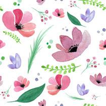 Des fleurs en pagaille