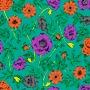 Fleurs Vertes - samantha sam - Sam'Oz
