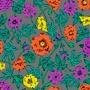 Fleurs Grises - samantha sam - Sam'Oz
