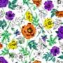 Fleurs Blanches - samantha sam - Sam'Oz