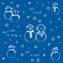Bonhomme de neige - Laetitia Jacquet - Sam'Oz