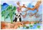 panda de chine - Sabrina Mausse - Sam'Oz