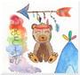totem ours - Sabrina Mausse - Sam'Oz