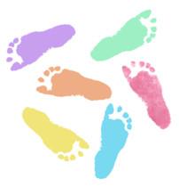 Petits pies de bébé